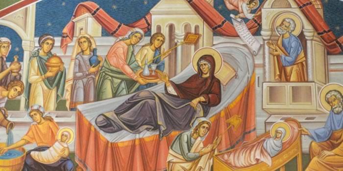 8 septembrie, nașterea Maicii Domnului