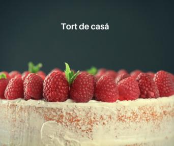 TORT CU BRANZA IAURT ZMEURA JELEU